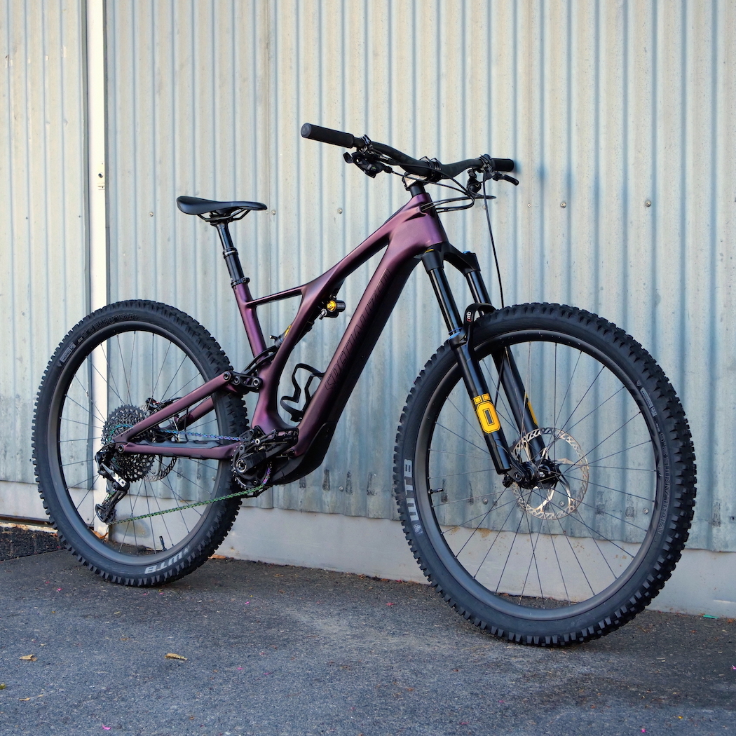 Specialized Levo SL 2020 with Öhlins RXF36 and TTX Air