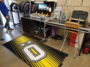 Öhlins Racing Carpet