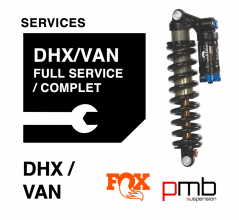 Fox DHX RC & Van Full Service