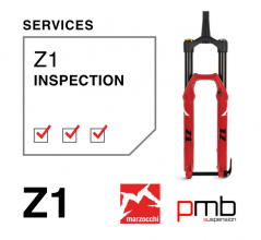 Marzocchi Z1 Service: Inspection