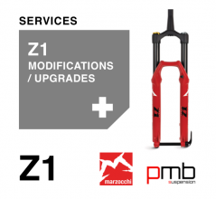 Marzocchi Z1 Service: Modifications / Upgrades