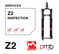 Marzocchi Z2 Service: Inspection