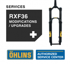 Ohlins RXF 36 EVO / M.2 / original modifications