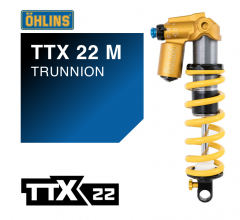 Öhlins Shock TTX22 M Trunnion