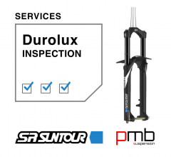 SR Suntour Durolux Service Level 0: Inspection