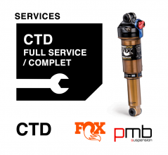 Fox CTD Service Level 1: Full Services 50/125H