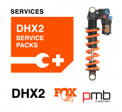 Fox DHX2 Service Level 3: Service Packs