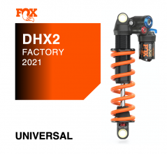 Fox Factory DHX2 FS 2021 Universal Mount