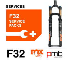Fox 32 Service Niveau 3: Service Packs