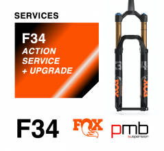 Action Service Fox 34 + Upgrades