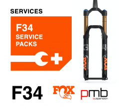 Fox 34 Service Level 3: Service Packs