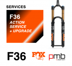 Action Service Fox 36 + Upgrades