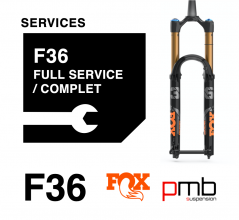 Fox 36 Service Level 1: full services 50/125H