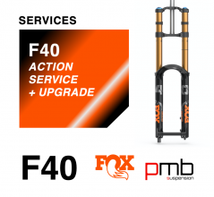 Action Service Fox 40 + Upgrades