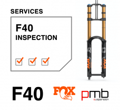 Fox 40 Service Level 0: Inspection