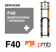 Fox 40 Service Level 2: Modifications / Upgrades