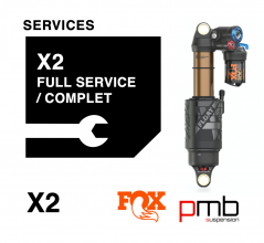 Fox X2 Service Level 1: Full Services 125H