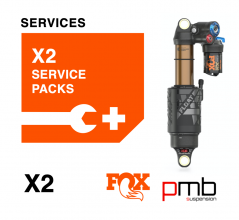 Fox X2 Service Level 3: Service Packs