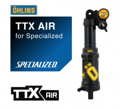 Öhlins TTX Air for Specialized Levo and Stumpjumper
