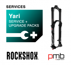 Rockshox Revelation Full Service + Upgrades