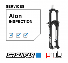 SR Suntour Aion Service Level 0: Inspection