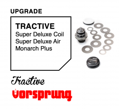 Vorsprung Tractive Shock Upgrade
