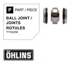 Öhlins Mounting Kit: Ball Joint Hardware