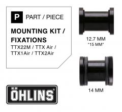 Öhlins TTX22 / TTX Air Mounting Hardware