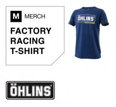 T-shirt ÖHLINS Factory Racing