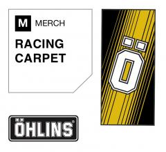 Öhlins Racing Carpet Workshop