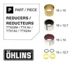 Öhlins Reducers for Mounting Kits