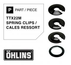 TTX22M: Spring clips