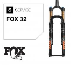 Fox 32 Service Level 1: full services 50/125H