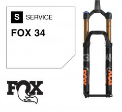 Fox 34 Service Level 1: Full Services 50/125H