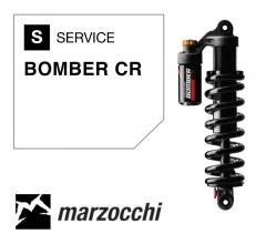 Marzocchi Bomber CR Service Level 1: Full Service