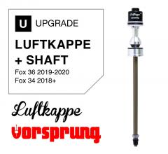 Vorsprung Luftkappe with Shaft - Kit Fox 36 & Fox 34