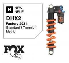 Fox DHX2 Factory 2pos