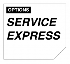 Express Services Options