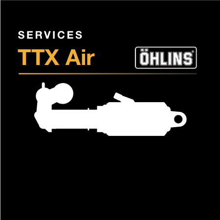 Ohlins TTX Air Services