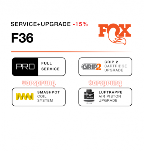 Fox 36 Service Upgrade Pack