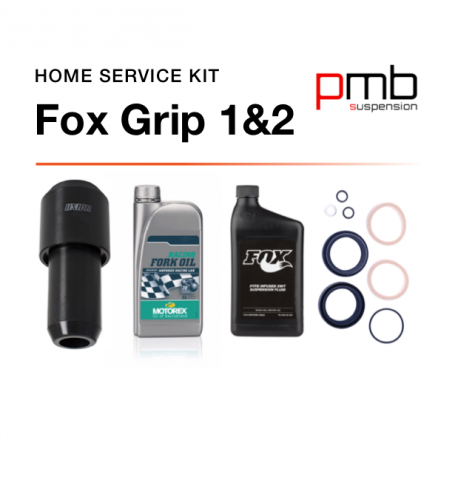 Home Service Kit Fox Grip Forks