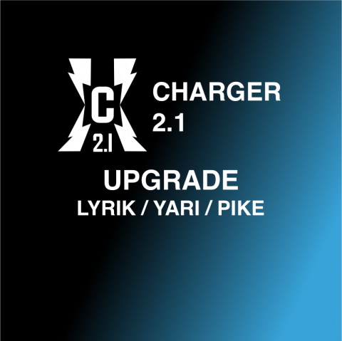 Rockshox Charger 2.1 Upgrade Lyrik / Yari / Pike / Revelation
