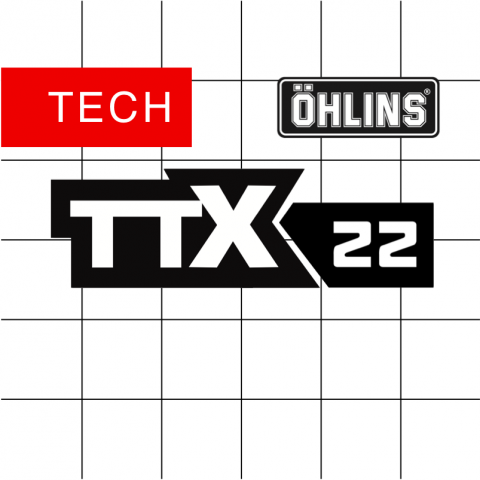 Öhlins TTX 22 M Technical Informations