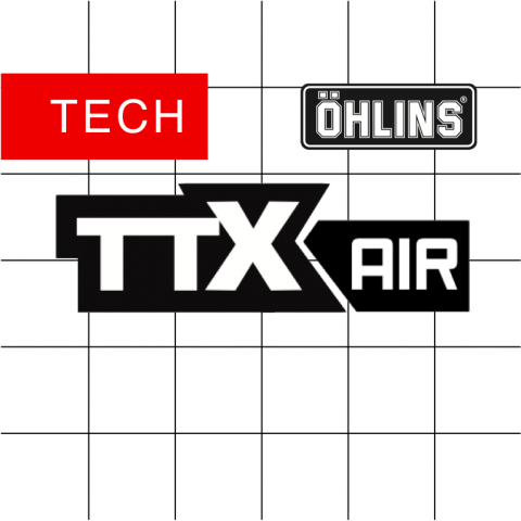 Öhlins TTX Air Technical Informations