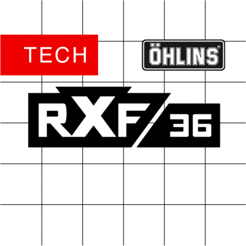 Öhlins RXF36 Technical Informations