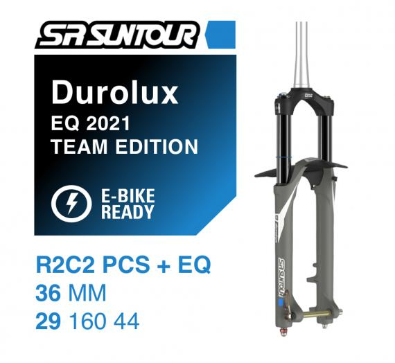 SR Suntour Durolux EQ 2021 TEAM EDITION